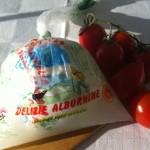 Rigtig italiensk mozzarella af ren bøffelmælk